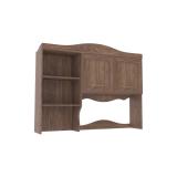 Фото Надстройка для стола шириной 1350 коллекция Джентл НадЛ 8-42/1350 (ниша слева) Столы в детскую