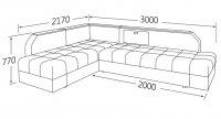 Фото6 Угловой диван, кровать Аврора Угловые диваны