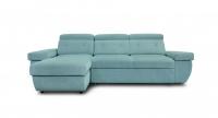Фото3 Угловой диван Давос с оттоманкой Угловые диваны