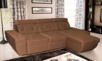 Фото5 Угловой диван Давос с оттоманкой Угловые диваны