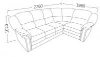 Фото6 Угловой диван Моника Угловые диваны