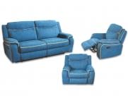 Фото2 Диван Сиетл (реклайнер) Прямые диваны