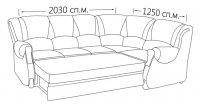 Фото7 Угловой диван Богемия Угловые диваны
