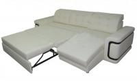 Фото2 Угловой диван Вегас с оттоманкой Угловые диваны