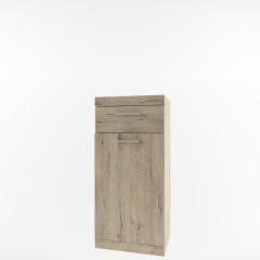 Фото Комод высокий OSKAR 1d1s Угловые шкафы