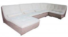 Фото Угловой диван Спейс премиум (аллигатор) Угловые диваны