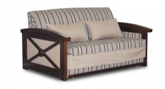 Фото Канапе 140 Женева (Аккордеон) Прямые диваны