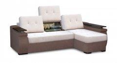 Фото Угловой диван Кардинал (длинный бок) Прямые диваны