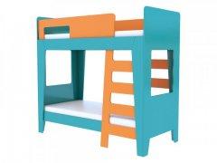 Фото Кровать двухэтажная Диско КД 7-2 (КД 7-3) Детская мебель