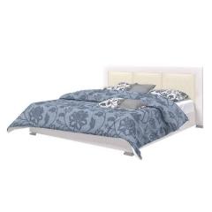 Фото Кровать Карат 1600 White с Подъемным Механизмом Комоды в спальню