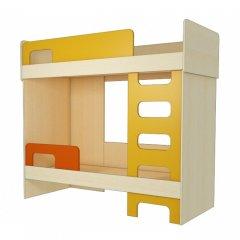 Фото Кровать двухэтажная Меридиан КД-Э Кровати в детскую