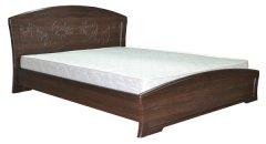 Фото Кровать Эмилия с ящиками 1.4 Кровати