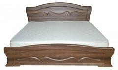 Фото Кровать Виолетта  (газовый подъемный механизм) 1.4 Кровати