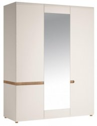 Фото Шкаф LINATE 3D (typ22)  Шкафы в спальню