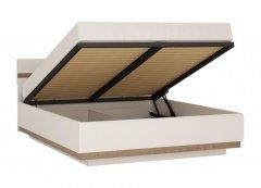 Фото Кровать LINATE 1,6 с подъемным механизмом (typ 94) Кровати