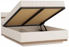 Фото Кровать LINATE 1,4 с подъемным механизмом (typ 97) Кровати