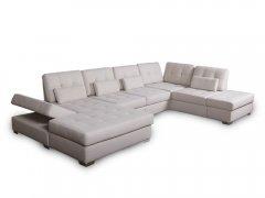 Фото Угловой диван с оттоманкой Манхеттен Угловые диваны