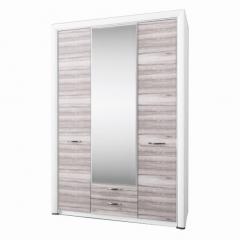 Фото Шкаф OLIVIA 3d2s с зеркалом Прямые шкафы