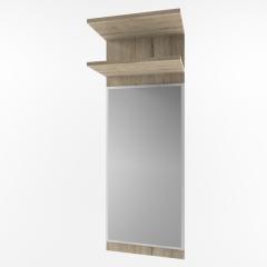 Фото Панель с зеркалом OSKAR 40 Угловые шкафы