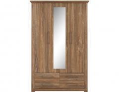 Фото Шкаф с дзеркалом ARSAL 3d4s Прямые шкафы