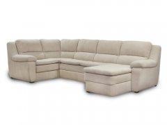 Фото Угловой диван Торонто с оттоманкой 1,6) Угловые диваны