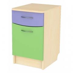 Фото Тумба с ящиком Меридиан ТЯ-Т Детская мебель