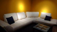 Фото Угловой диван Алания (белый) Угловые диваны