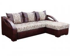 Фото Угловой диван Марсель с оттоманкой Угловые диваны