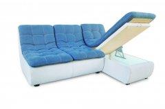 Фото Угловой диван Орлеан с отоманкой Угловые диваны