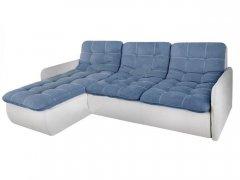 Фото Угловой диван Орлеан с отоманкой с боками Угловые диваны