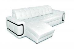 Фото Угловой диван Вегас с оттоманкой Угловые диваны