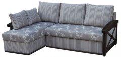 Фото Угловой диван Женева (длинный бок) Прямые диваны