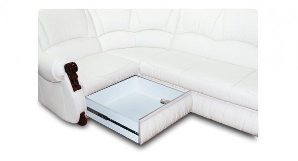 Угловой диван Богемия