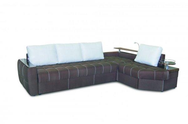 Угловой диван тройной Хьюстон