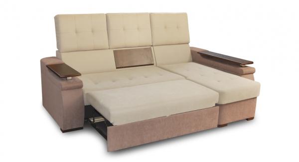Угловой диван Кардинал (длинный бок)
