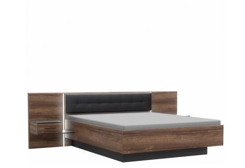 Комплект BELLEVUE (Кровать 1,8 + 2 тумбы) BLQL181B