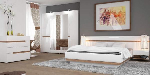 Кровать  LINATE 1,6  (typ92)