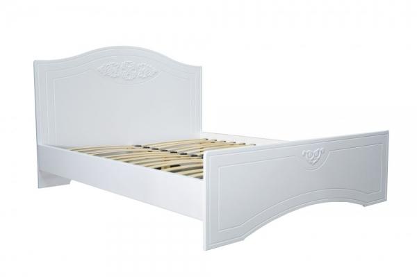 Кровать Анжелика с газовыми подьемниками 1.6