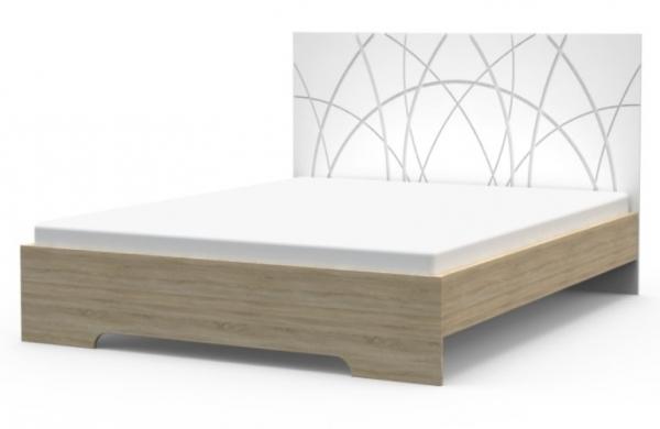 Кровать Миа с пружинным подьемным механизмом 1.8