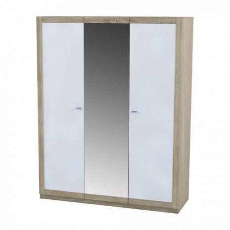 Шкаф Малага 3-х дверная