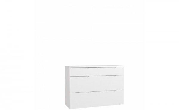 Комод STARLET WHITE 3S STWK211