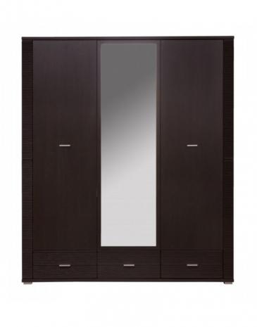 Шкаф с дзеркалом GRESS 3d3s