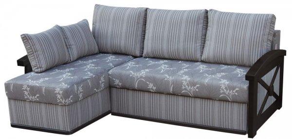 Угловой диван Женева (длинный бок)