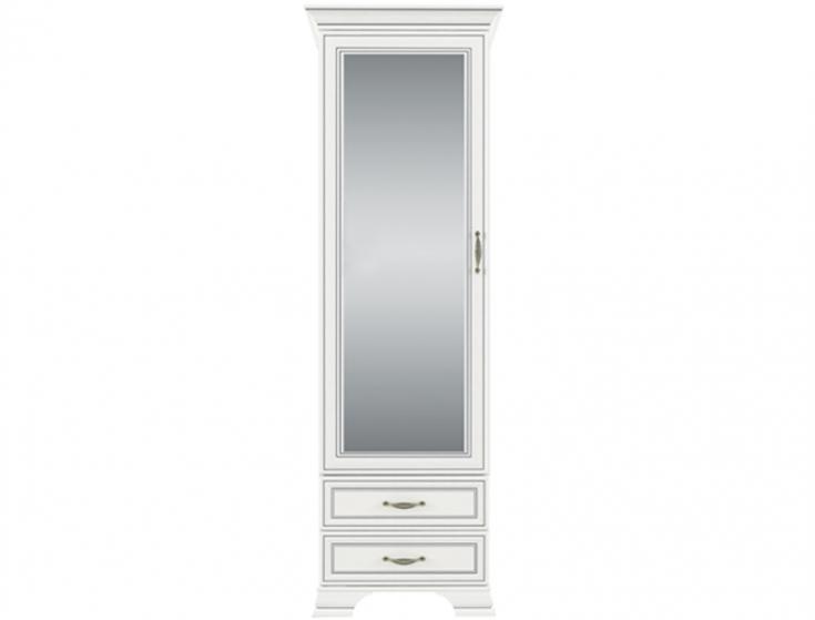 Шкафчик с зеркалом TIFFANY 1d2s