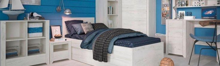 Ліжко колекція ANGEL 0,9  (typ 90)