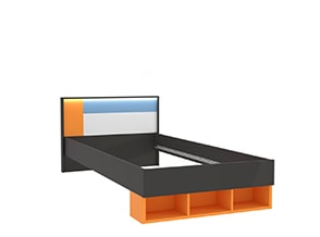 Кровать 1,4  COLORS LORL141