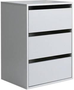 Комод внутренний  KASHMIR 3S TWTK23 до шкафов KSMS124E3 и KSMS85