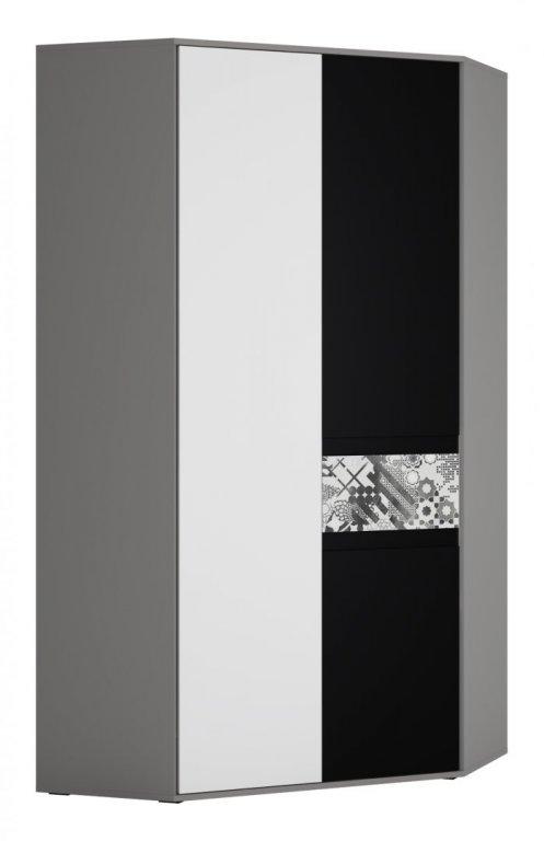 Шафа кутова колекція LASER 2D LASS02A
