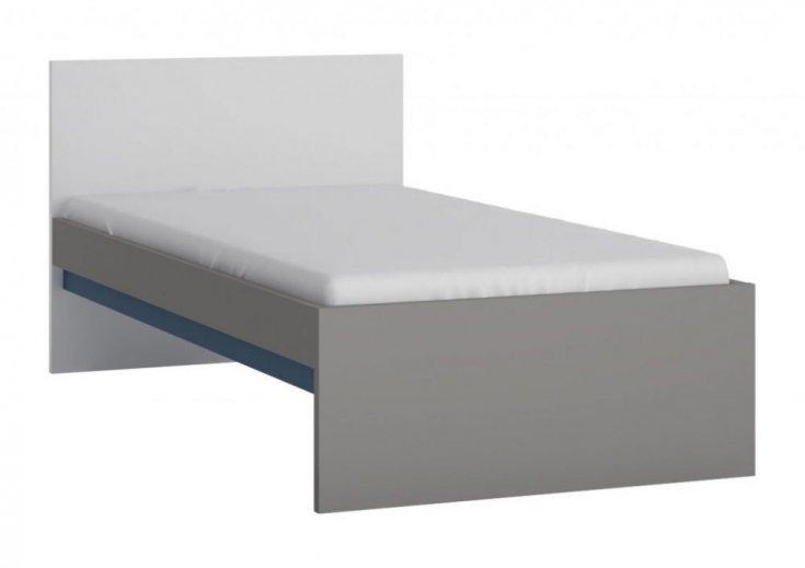 Ліжко колекція LASER 0,9  LASZ01B