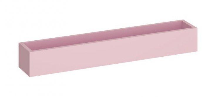 Полиця колекція LILO LLOP02, рожева